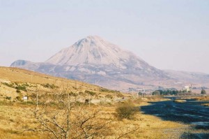 errigal-mountain