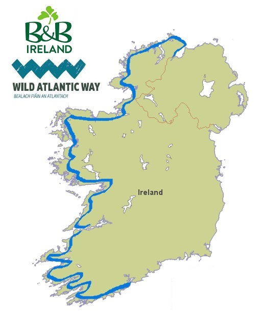 B&B Ireland & Wild Atlantic Way